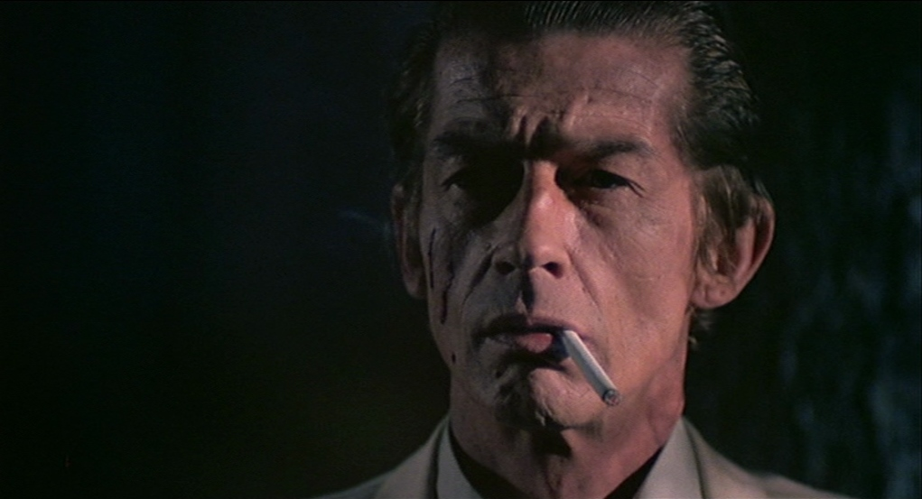"John Hurt dans ""The Hit"""