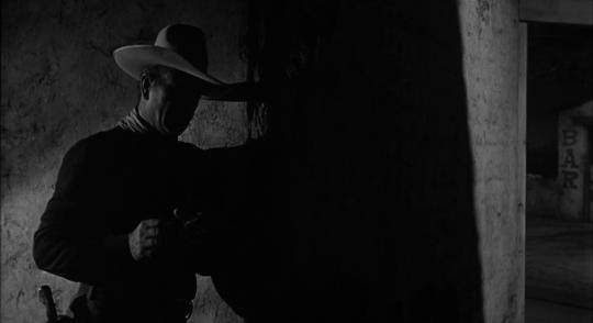 """John Wayne dans """"L'Homme qui tua Liberty Valance"""""""