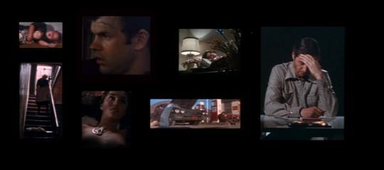 """Arthur Hill dans """"Le Mystère Andromède"""""""