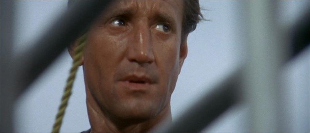 """Martin Brody (Roy Scheider) dans """"Les Dents de la mer"""""""