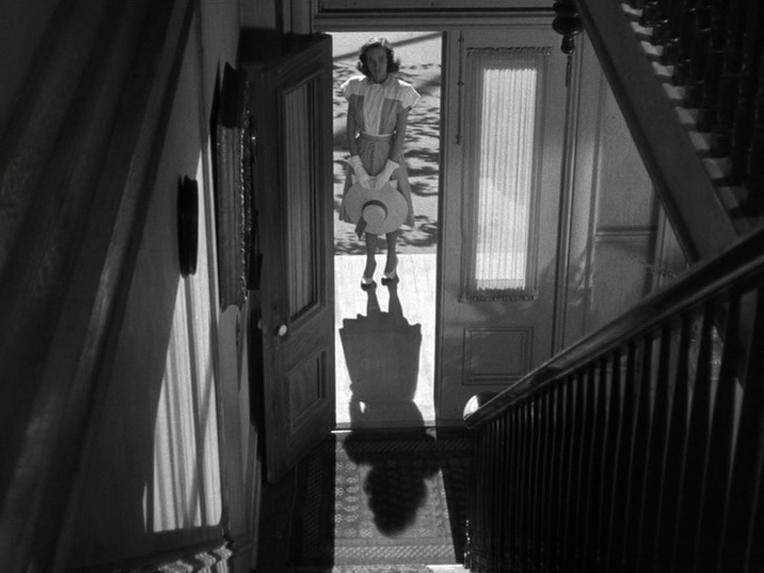 """Teresa Wright dans """"L'Ombre d'un doute"""""""