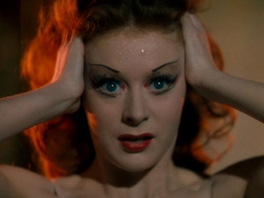 """Moira Shearer dans """"Les Chaussons rouges"""""""