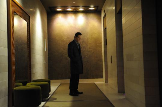 """Michael Fassbender dans """"Shame"""""""