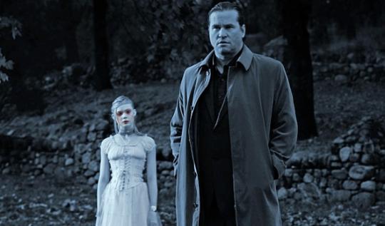 """Elle Fanning et Val Kilmer dans """"Twixt"""" de Francis Ford Coppola"""
