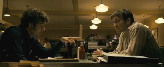 """Mark Ruffalo et Jake Gyllenhaal dans """"Zodiac"""""""