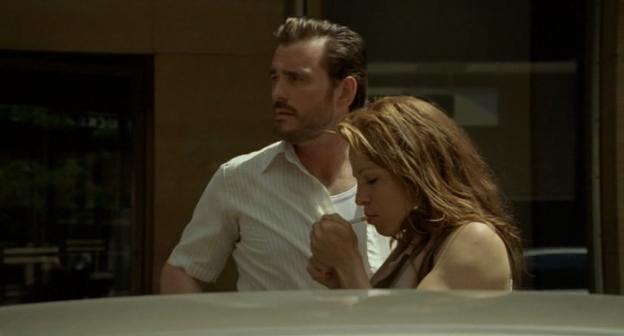 """Matt Dillon et Lili Taylor dans """"Factotum"""""""