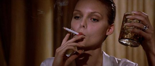 "Michelle Pfeiffer dans ""Scarface"""