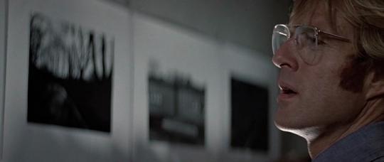 """Robert Redford dans """"Les Trois jours du Condor"""""""