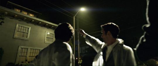 """La scène du taxi dans """"Zodiac"""""""
