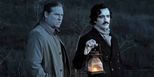 """Val Kilmer et Ben Chaplin dans """"Twixt"""""""