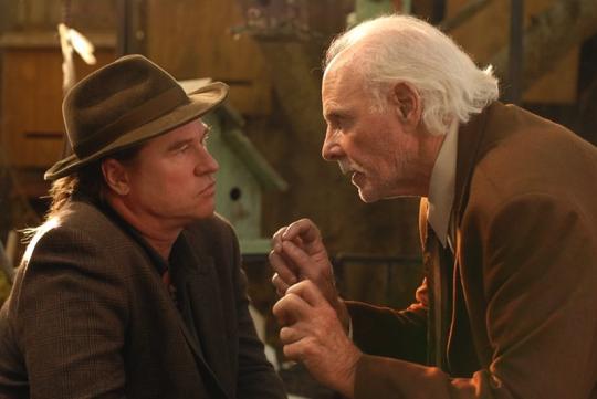 """Val Kilmer et Bruce Dern dans """"Twixt"""""""