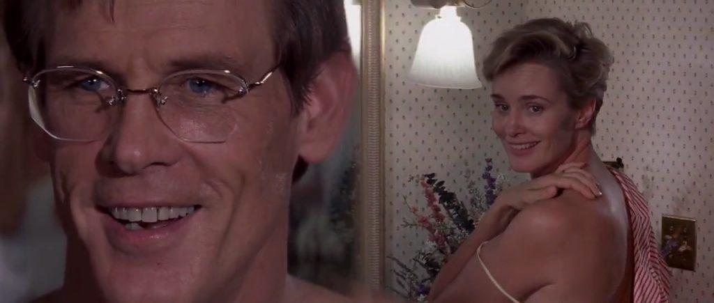 """Nick Nolte et Jessica Lange dans """"Les Nerfs à vif"""""""