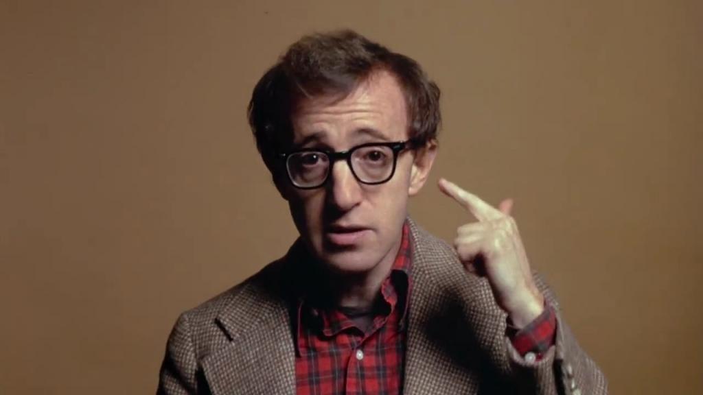 """Woody Allen dans """"Annie Hall"""""""