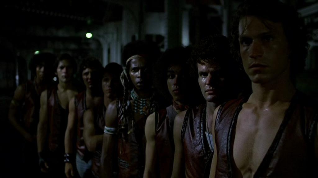 """Les Guerriers de la nuit : la bande des """"Warriors"""" au complet"""