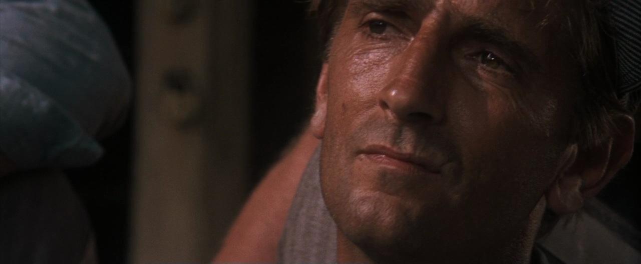 """Harry Dean Stanton dans """"Luke la main froide"""""""