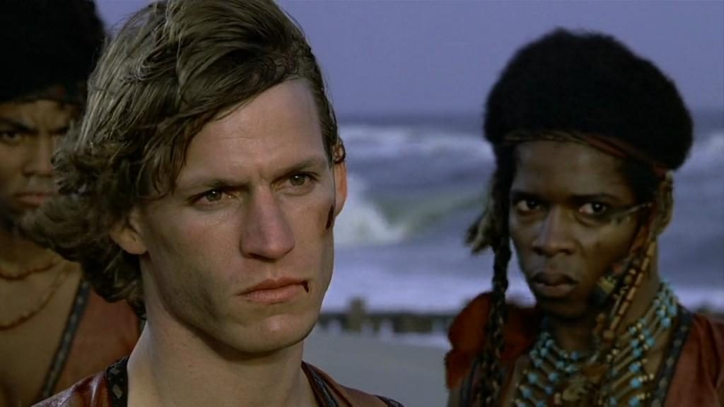 "Michael Beck dans ""Les Guerriers de la nuit"" (""The Warriors"")"
