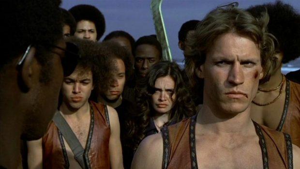 """Michael Beck dans """"Les Guerriers de la nuit"""" (""""The Warriors"""")"""