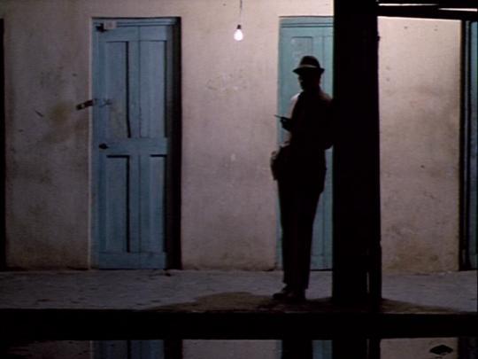 """Francisco Rabal dans """"Le Convoi de la peur"""" (""""Sorcerer"""")"""