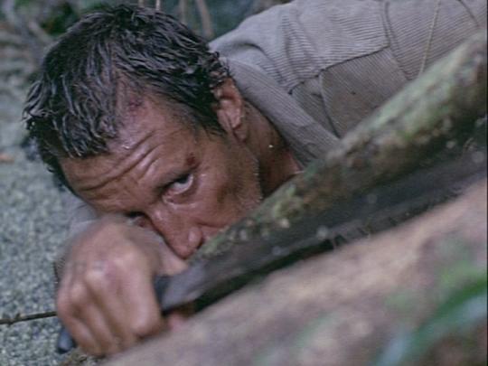 """Roy Scheider dans """"Le Convoi de la peur"""" (""""Sorcerer"""")"""