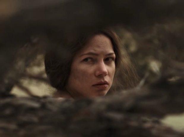 """Michelle Williams dans """"La Dernière piste"""""""