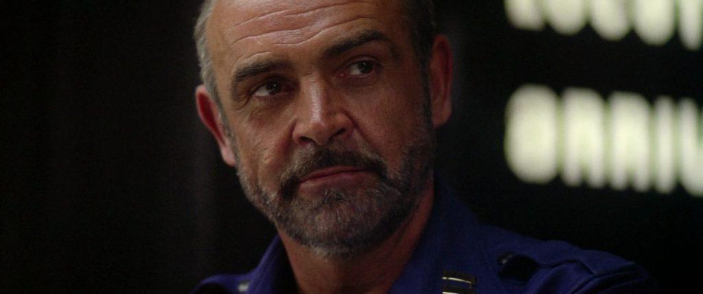 """Sean Connery dans """"Outland"""""""