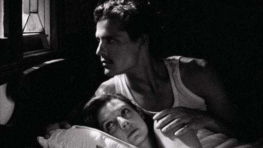 """Carloto Cota et Ana Moreira dans """"Tabou"""""""