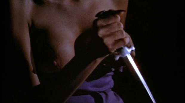 "Lady in Lavender dans ""Phantasm"""