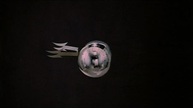"""La sphère tueuse dans """"Phantasm"""""""