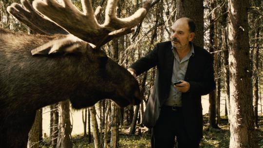 """Jean-Pierre Darroussin dans """"Rendez-vous à Kiruna"""""""