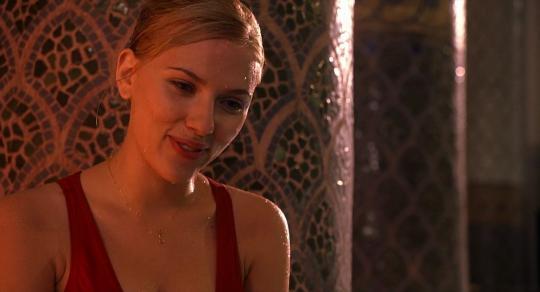 "Scarlett Johansson dans ""Scoop"""
