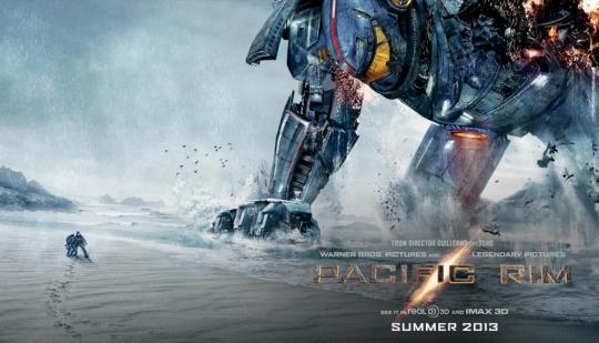 Pacific Rim, l'affiche du film