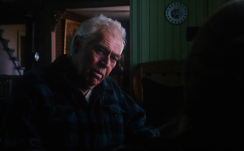 "James Coburn dans ""Affliction"""