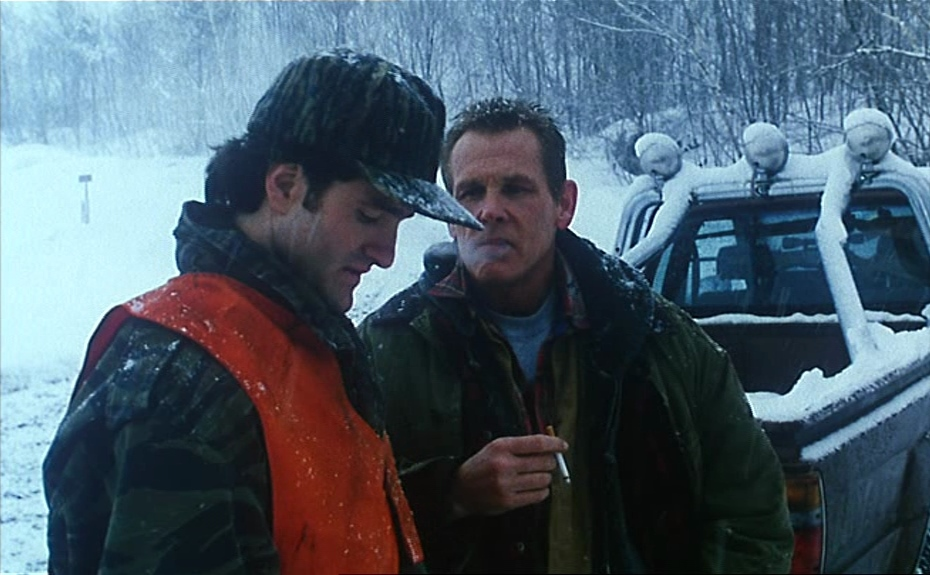 "Jim True-Frost et Nick Nolte dans ""Affliction"""