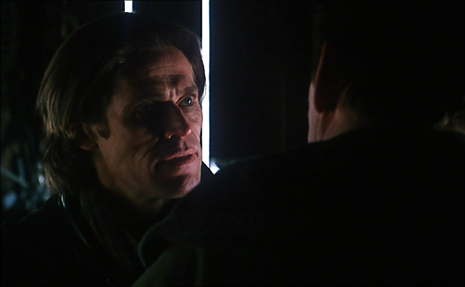 "Willem Dafoe dans ""Affliction"""
