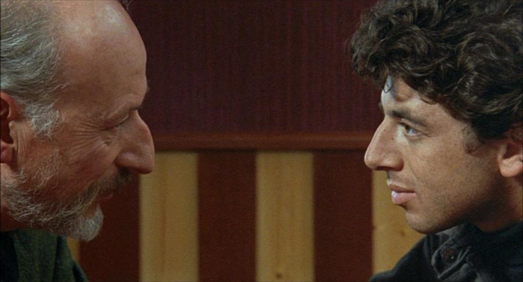 """Vernon Dobtcheff et Patrick Bruel dans """"Toutes peines confondues"""""""
