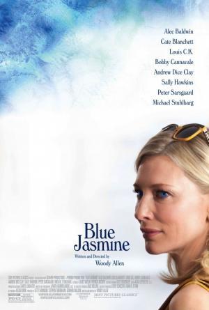 """Affiche du film """"Blue Jasmine"""", de Woody Allen"""