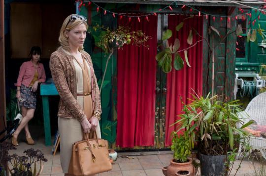 """Cate Blanchett dans """"Blue Jasmine"""""""