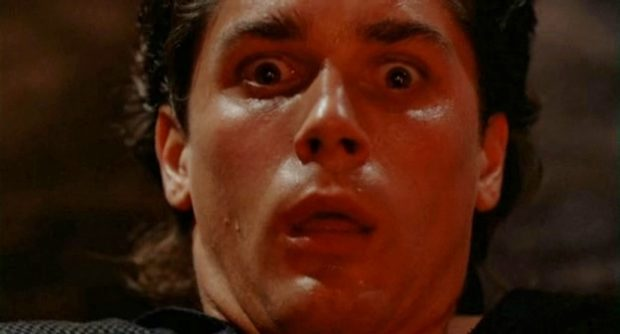 "Billy Warlock dans ""Society"""