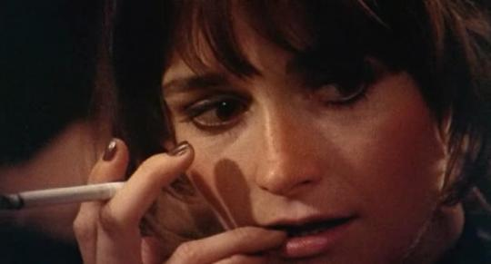"Margot Kidder dans ""Black Christmas"""