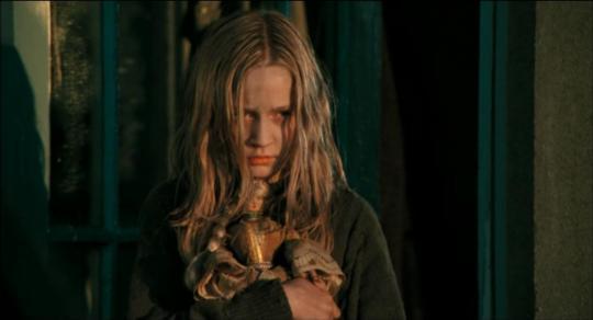 "Abigail Stone dans ""The Dark"""