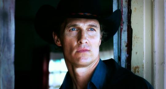 "Matthew McConaughey dans ""Killer Joe"""