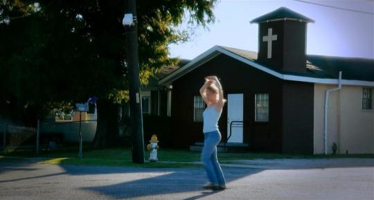 "Juno Temple dans ""Killer Joe"""