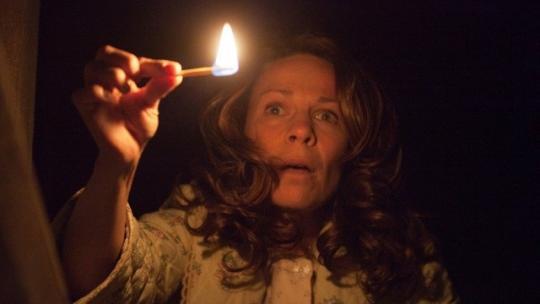 "La talentueuse Lili Taylor dans ""The Conjuring : les dossiers Warren"""