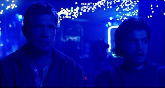 "Thomas Haden Church et Emile Hirsch dans ""Killer Joe"""