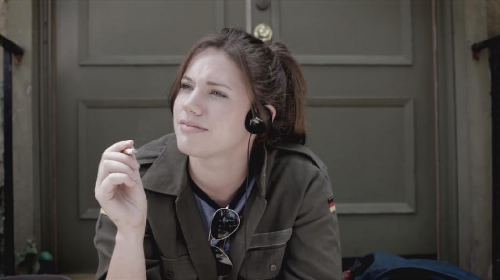 """Katie Parker dans """"Absentia"""""""