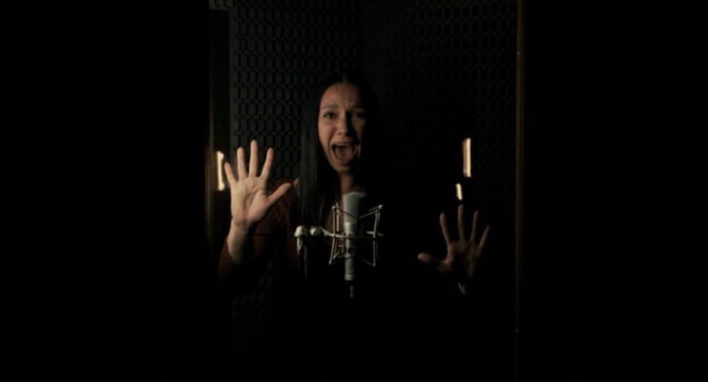 """Fatma Mohamed dans """"Berberian Sound Studio"""""""