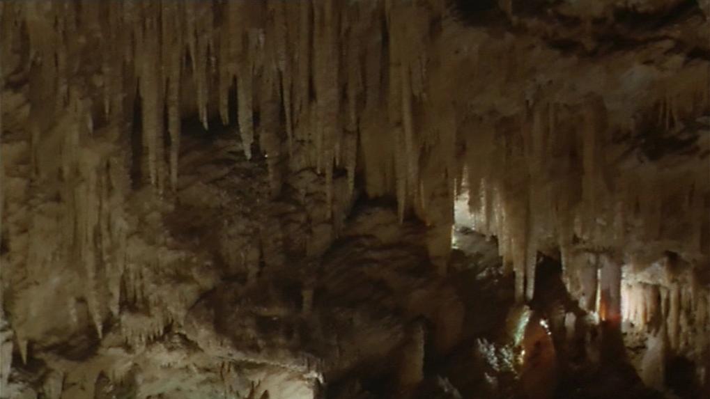 """Les grottes de Cougnac dans """"Le Boucher"""""""