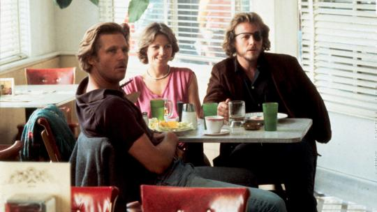 "Jeff Bridges, Lisa Eichborn et John Heard dans ""Cutter's Way"""