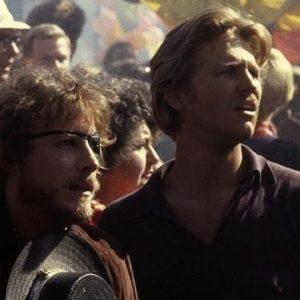 "John Heard et Jeff Bridges dans ""Cutter's Way"" (""La Blessure"")"