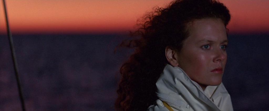 Nicole kidman dans « calme blanc »